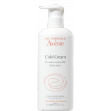 Avene Cold Cream- Body Lotion